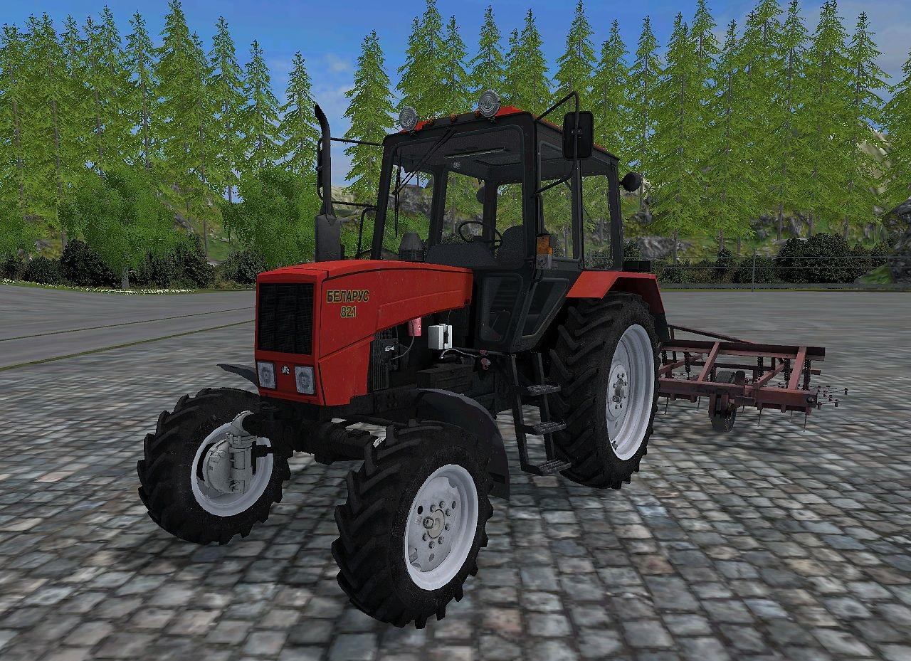 MTZ-82 NEW RED v 1.0