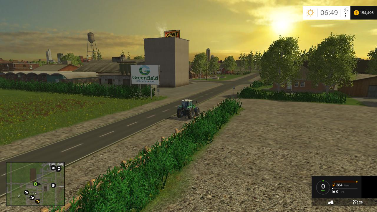 FIELDS OF GREEN REPLAY V1.0